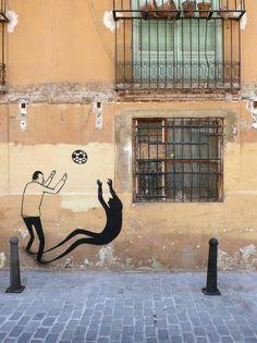 mille d☠rge #escif #art #street