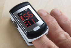 CMS 50-DL Pulse Oximeter #tech #gadget #ideas #gift #cool