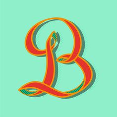 36 days of type by Mr.Zyan on Behance #lettering #letters #type #typography
