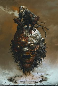 Oriental Hell Judge BianChen #oriental #hell