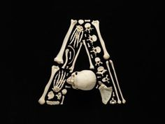 D'em Bones — Imprint-The Online Community for Graphic Designers #direction #photography #art #typography