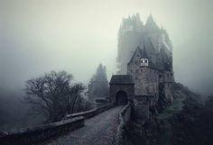 Brothers Grimm-Inspired European Landscapes by Kilian Schönberger