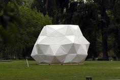 Casa Umbrella #umbrella #house #archictecture