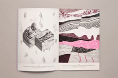 studio fludd #illustration #design #booklet