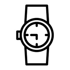 See more icon inspiration related to watch, clock, wristwatch, timer, time, watches, time and date and clocks on Flaticon.
