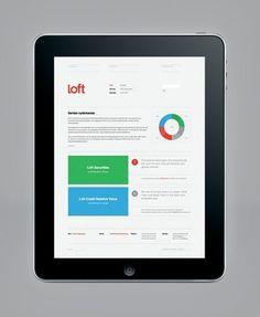 FFFFOUND! | design work life » Lundgren + Lindqvist: Loft Investments