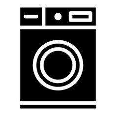 See more icon inspiration related to household, furniture and household, housekeeping, washing machine, electronics, laundry and cleaning on Flaticon.