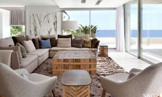 Spanish-Style Modern Villa in Ibiza - #architecture, #house, #home, #decor, #interior, #homedecor,