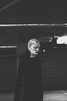 Identity on Behance #dark #photography #white #black