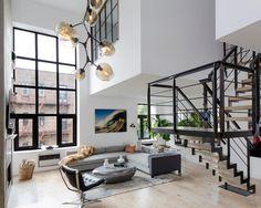 Soho Duplex Renovation in New York / Decor Aid