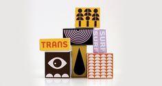 Trans Surf | Branding Design | A-Side