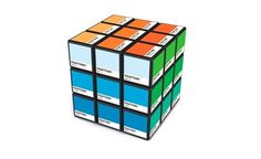 For Digital Artists, A Pantone Rubik's Cube - DesignTAXI.com #enough #this #of #already #madness #pantone
