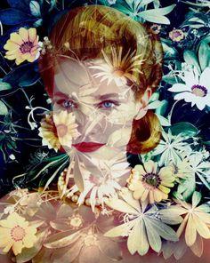 Creative Photography by Valerie Belin #inspiration #photography #art #fine