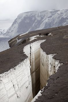All sizes | Crevasse | Flickr - Photo Sharing! #crevasse