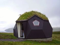 Living Geodesic #house #pentagon #structure