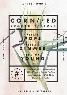 poster cornfed