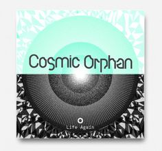 Cosmic Orphan #album #geometric #covers #artwork #illustration #orphan #cosmic