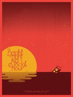As Ever #bright #hour #gig #design #graphic #as #ever #poster #light #social