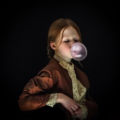 Gorgeous Fine Art Portrait Photography by Tracy Goldfinch Elson