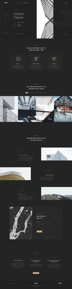 Inside – An Elegant Architecture