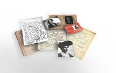 Hemingway Memorabilia Café Table on Behance