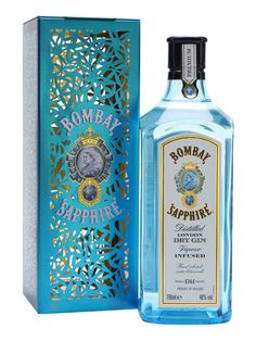 Image result for bombay sapphire gift box