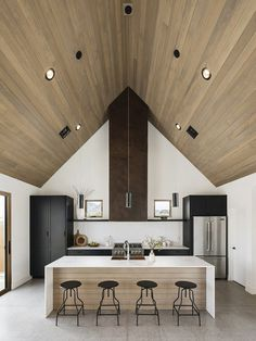 New Build Home Inspired by the Forms of the Missions in Southern Arizona 11