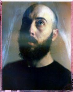 POLA_19980_13347634541_l.jpg (Image JPEG, 466x589 pixels) #polaroid #beard #photography #portrait