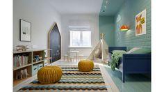 Elegant duplex apartment in MoscowINT2 Architecture - HomeWorldDesign (13)