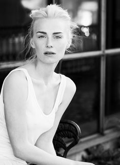 Chanel Forsström - Elite Model Management #fashion #model #photography