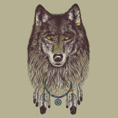 Thirsty Fly: Wolf