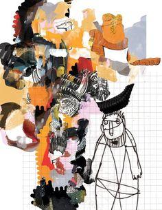 art #mixing #digital #paint #illustration #capitancharls