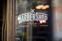 Barber Shop #shop #baber #vintage #typography