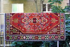 kilim / karabagh (1940) #online #kilim #sweden #pattern #armenia #kelim #rug #middle #east