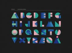 Elektronisk Tirsdag on Typography Served #typography