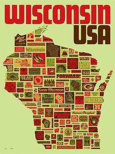 Wisconsin, USA - Aaron Draplin