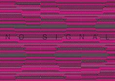 Signal - © Cai Peng #Poster #GlitchArt