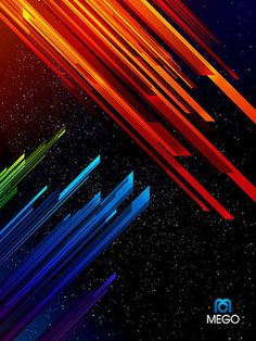 Retro Cosmic on the Behance Network #layout