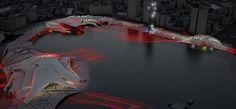Phosphorescence « Biothing #generative #centre #pop #computational #kaoshiung #architecture #music #biothing #phosphorence