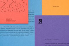 Restate Productions on Branding Served #colors #branding