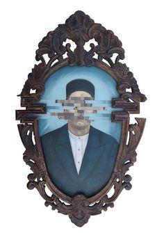 George Younan #portrait #frame #anti #style