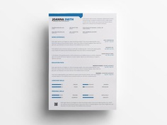 Free Marketing Specialist Resume Template