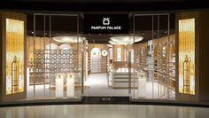 Parfum Palace #architekturines #vizualizacijos