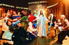 LACHAPELLE-Sermon-web1.jpg 1,500×978 pixels #jesus #photography #chapelle #la #david