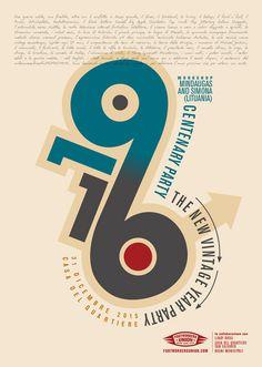 #poster #vintage #retro #lindy hop #bauhaus #michele tenaglia