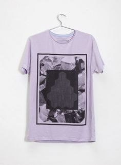 Ill Studio - New Paradigm #abstract #illustration #tee #shirt
