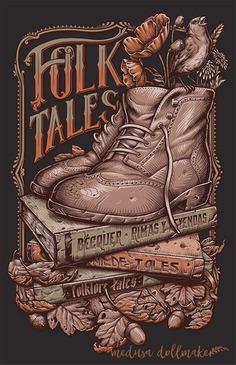 FOLK TALES by Medusa-Dollmaker