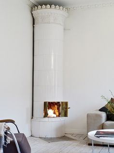 convoy #interior #fire #fireplace
