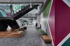 Cisco Meraki Office in San Francisco / Studio O+A