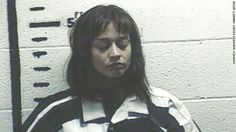 This photo of Fiona Apple having her mugshot taken for possession of marijuana is my favorite thing today.